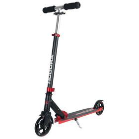 HUDORA Bold Wheel L - Trottinette Enfant - rouge/noir